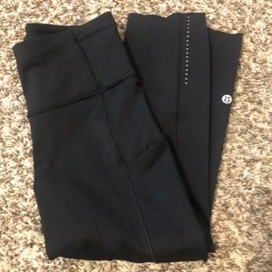 lululemon athletica Pants - SOLD Lululemon Crops